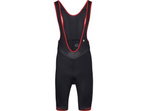 SUPREME RED BIB SHORT