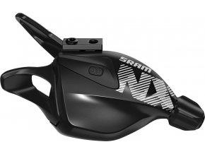 Řadící páčka SRAM NX Eagle, 12ti rychl. zadní se samostatnou objímkou, černá