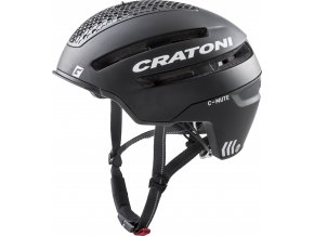 Cratoni C-MUTE | Black Matt