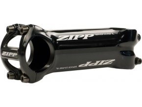 Představec ZIPP Service Course SL 6° 120mm 1.125 Polished Black, 7075, Universal Faceplate