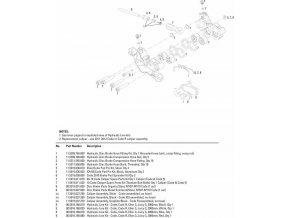 Hadice pro hydr.brzdy- Monoblock, 2000mm, černá, 1ks - Red eTap HRD