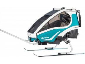 Příslušenství - Ski set pro modely Kidgoo a Sportrex od 2018