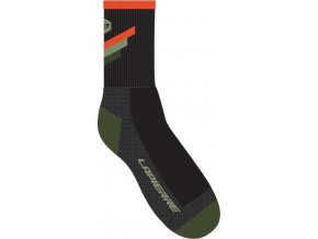 Men's Orange Army Road Socks