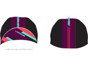 Women's Purple Road Cap
