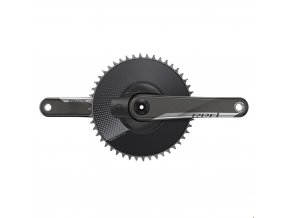 SRAM Red 1x D1 Quarq Road Powermeter DUB 165 - 50T Aero