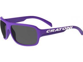Dětské brýle Cratoni C-Ice Jr. purple glossy