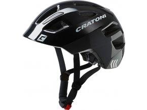 Cratoni MAXSTER - black glossy