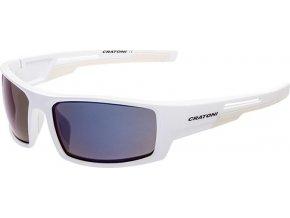 Brýle Cratoni Raw white matt