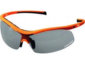 Brýle Cratoni C-Shade orange matt