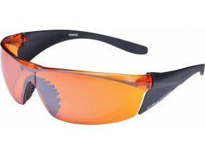 Brýle Cratoni Temper orange-black matt