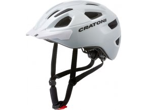 Cratoni C-Swift - white glossy