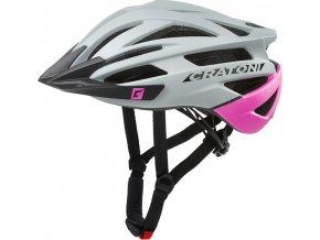 AGRAVIC - grey-pink matt