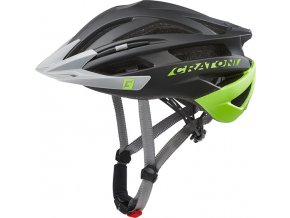 Cratoni AGRAVIC - black-lime matt