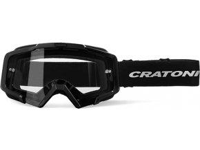 Brýle Cratoni C-Dirttrack black matt