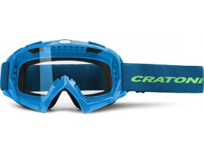 Cratoni Brýle Craotni C-Rage blue glossy