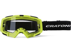 Brýle Cratoni C-Dirttrack lime matt
