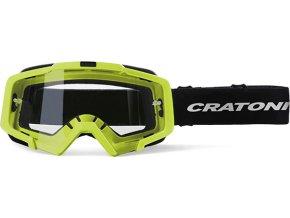 Brýle Cratoni C-Dirttrack lime matt