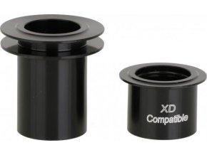 Konverzní koncovky pro kola SRAM s XD ořechem Roam 60/50, Rail50 zadní 142/12mm Thru Axle