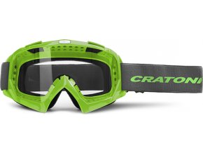 Brýle Cratoni C-Rage lime glossy