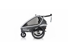 Kidgoo1 - Anthracite Grey