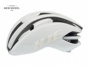 Helma HJC IBEX 2.0 white line grey