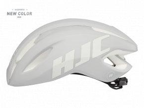Helma HJC VALECO matt glossy off white