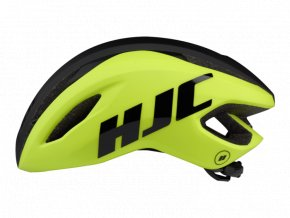 Helma HJC VALECO matt hivis. yellow black