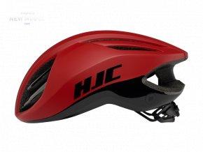Helma HJC ATARA matt glossy red