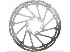 Kotouč SRAM Centerline 220mm (v balení ocelové šrouby)
