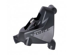 DISC BRAKE CALIPER ASSEMBLY FORCE ETAP AXS D1 HRD FLAT MOUNT FRONT/REAR INCLUDING BRAKE PA
