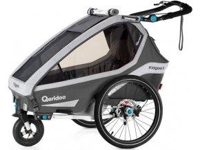 Kidgoo1 Sport 2020 - Grey