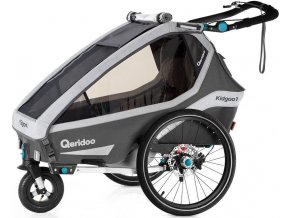 Qeridoo Kidgoo 1 Sport 2020 - Grey