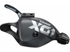 Řadící páčka SRAM X01 Eagle 12 rychl., zadní včetně objímky, Lunar