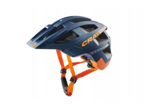 Cratoni ALLSET - blue-orange matt