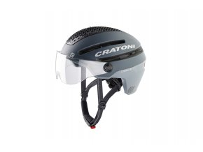Cratoni COMMUTER - grey matt