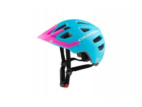 Cratoni MAXSTER PRO - blue-pink matt