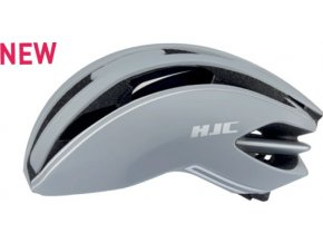 Helma HJC IBEX 2.0 - MT GREY SILVER LINE