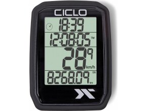 Tachometr CicloSport PROTOS 205 - bezdrátový 7 f