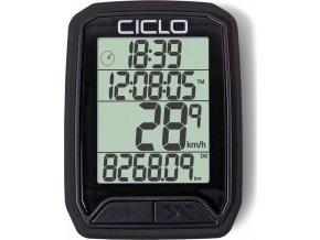 Tachometr CicloSport PROTOS 113 – drátový 11 f