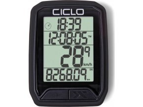 Tachometr CicloSport PROTOS 213 - bezdrátový 11 f