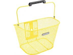 Košík přední Honeycomb QR - Pineapple Yellow
