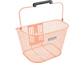 Košík přední Honeycomb QR - Blush Pink