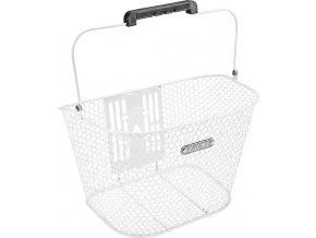 Košík přední Honeycomb QR - White