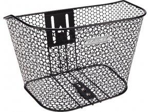 Košík přední Honeycomb - Black