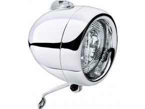 Světlo Retro LED - Silver