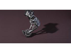Přehazovačka SRAM GX Eagle AXS 12rychl. Lunar, Max 52z (baterie není součástí balení)