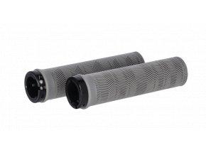 Gripy Truvativ Descendant šedé Single Locking 133