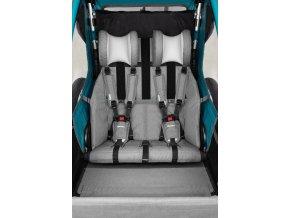 Vozík Sportrex2 - Petrol Blue