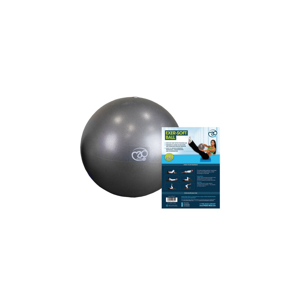 FITNESS MAD Over Ball 30cm - GRAFIT