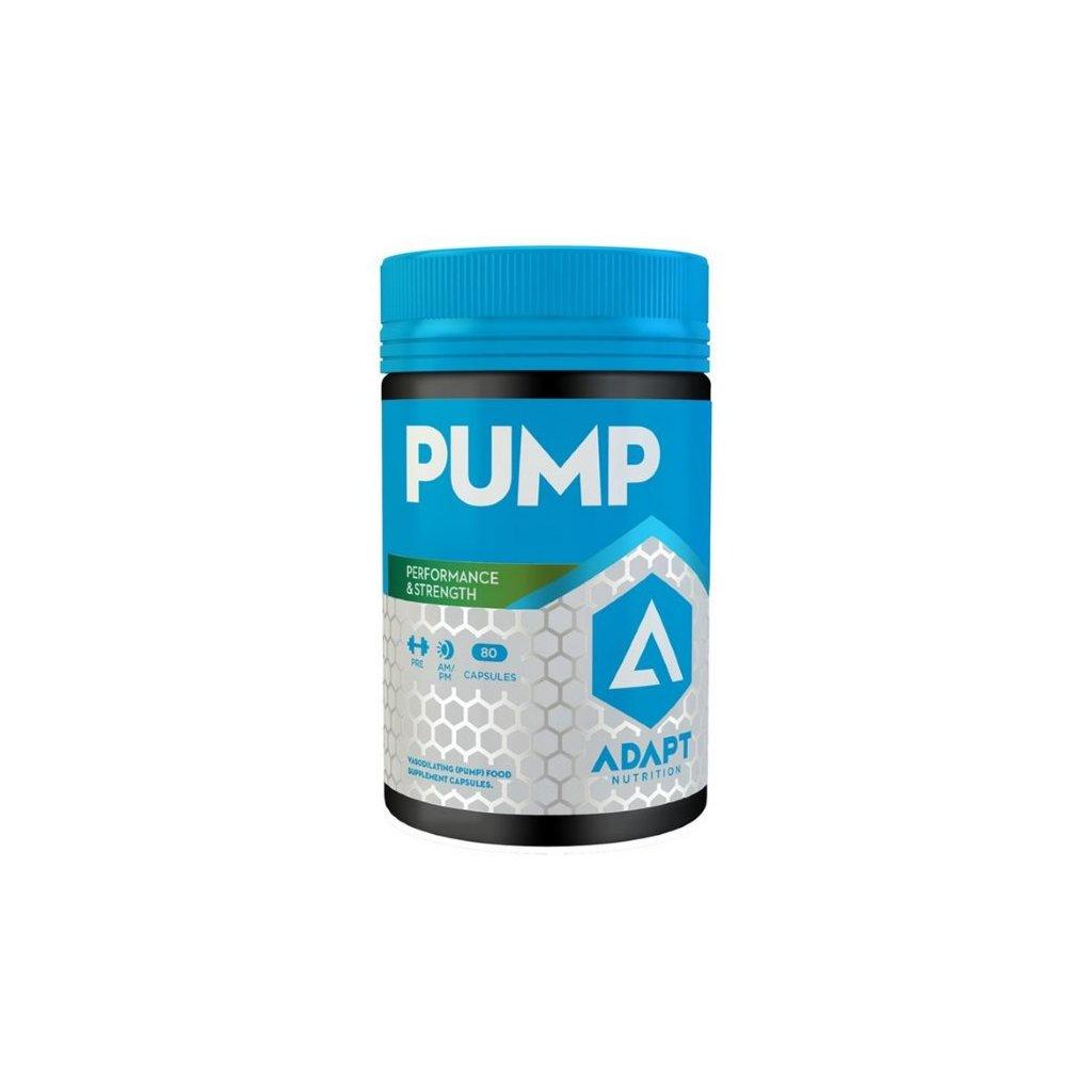 Adapt Nutrition Pump 80kapslí